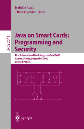 Attali / Jensen | Java on Smart Cards: Programming and Security | Buch | sack.de