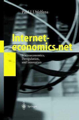 Welfens | Interneteconomics.net | Buch | sack.de