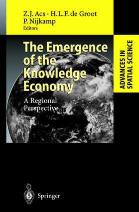 Acs / Groot / Nijkamp | The Emergence of the Knowledge Economy | Buch | sack.de