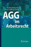 Boemke / Danko    AGG im Arbeitsrecht   Buch    Sack Fachmedien
