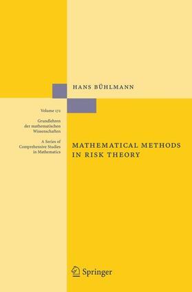 Bühlmann | Mathematical Methods in Risk Theory | Buch | sack.de