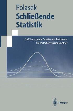 Polasek | Schließende Statistik | Buch | sack.de