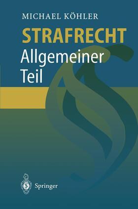 Köhler   Strafrecht   Buch   sack.de