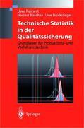 Reinert / Brockstieger / Blaschke |  Technische Statistik in der Qualitätssicherung | Buch |  Sack Fachmedien