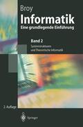 Broy |  Informatik | Buch |  Sack Fachmedien
