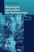 Müller |  WÖrterbuch und Lexikon der Hydrogeologie | Buch |  Sack Fachmedien