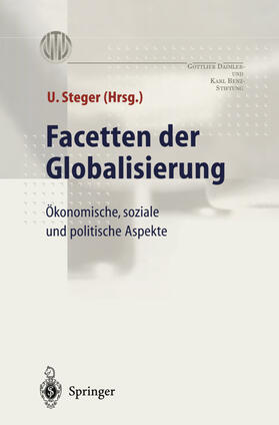 Steger   Facetten der Globalisierung   Buch   sack.de