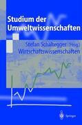 Schaltegger |  Studium der Umweltwissenschaften | Buch |  Sack Fachmedien