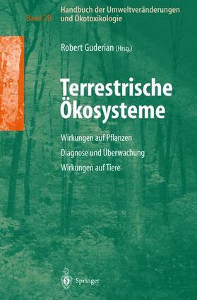 Guderian | Handbuch der Umweltveränderungen und Ökotoxikologie | Buch | sack.de
