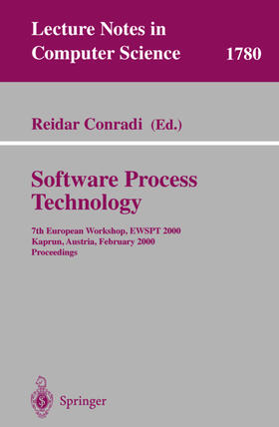 Conradi | Software Process Technology 2000 | Buch | sack.de