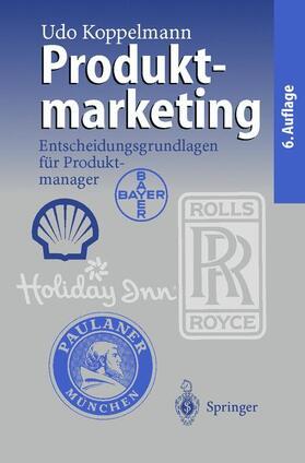 Koppelmann | Produktmarketing | Buch | sack.de