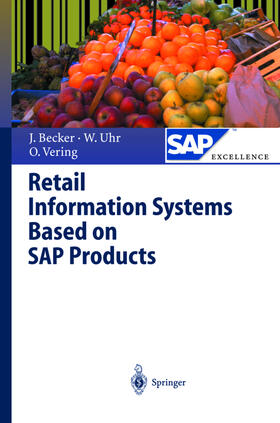 Uhr / Vering / Becker   Retail Information Systems Based on SAP Products   Buch   sack.de