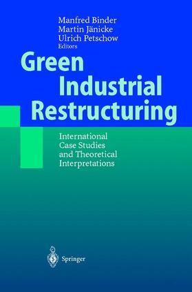 Binder / Petschow / Jänicke | Green Industrial Restructuring | Buch | sack.de
