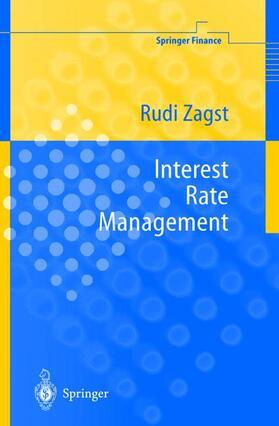 Zagst | Interest-Rate Management | Buch | sack.de