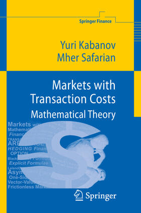 Safarian / Kabanov   Markets with Transaction Costs   Buch   sack.de