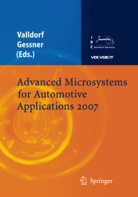 Valldorf / Gessner | Advanced Microsystems for Automotive Applications 2007 | Buch