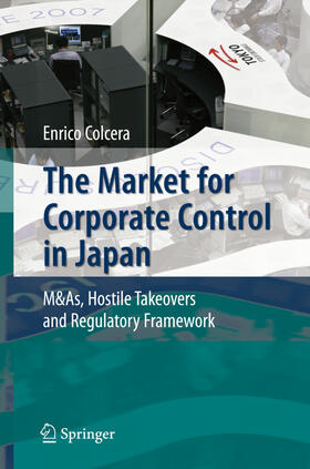 Colcera | The Market for Corporate Control in Japan | Buch | sack.de