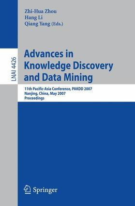 Zhou / Li / Yang | Advances in Knowledge Discovery and Data Mining | Buch | sack.de
