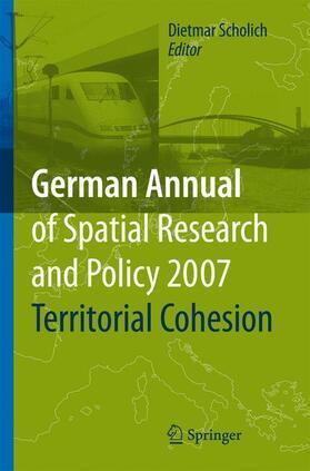 Scholich | Territorial Cohesion | Buch | sack.de