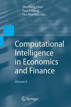 Wang / Kuo | Computational Intelligence in Economics and Finance | Buch | sack.de