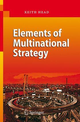 Head | Elements of Multinational Strategy | Buch | sack.de