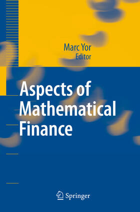 Yor   Aspects of Mathematical Finance   Buch   sack.de