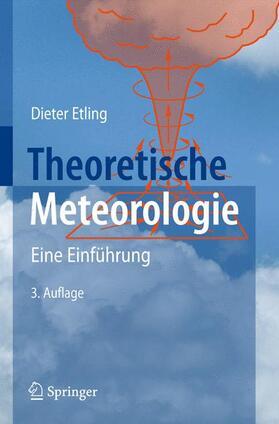 Etling | Theoretische Meteorologie | Buch | sack.de