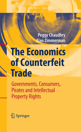 Chaudhry / Zimmerman | The Economics of Counterfeit Trade | E-Book | sack.de