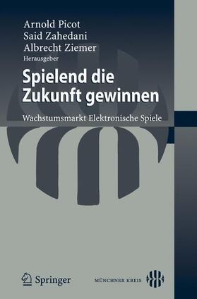 Zahedani / Ziemer | Spielend die Zukunft gewinnen | Buch | sack.de