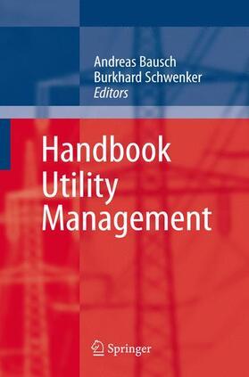 Bausch / Schwenker   Handbook Utility Management   Buch   sack.de