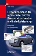 Bonitz |  Freiformflächen in der rechnerunterstützten Karosseriekonstruktion und im Industriedesign | Buch |  Sack Fachmedien