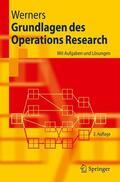 Werners |  Grundlagen des Operations Research | Buch |  Sack Fachmedien