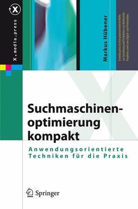 Hübener | Suchmaschinenoptimierung kompakt | Buch