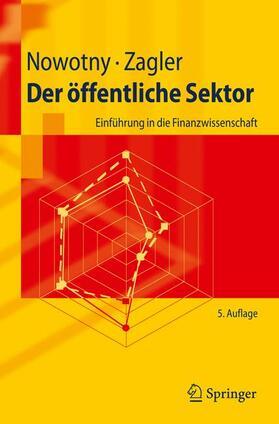 Nowotny / Zagler | Der öffentliche Sektor | Buch | sack.de