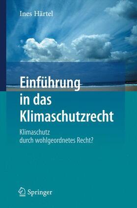 Härtel   Einführung in das Klimaschutzrecht   Buch   Sack Fachmedien
