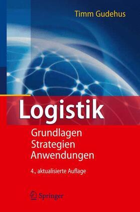 Gudehus | Logistik | Buch | sack.de