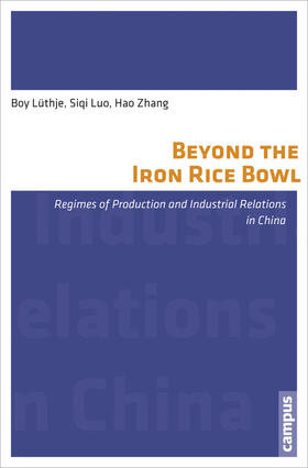 Lüthje / Luo / Zhang | Beyond the Iron Rice Bowl | Buch | sack.de