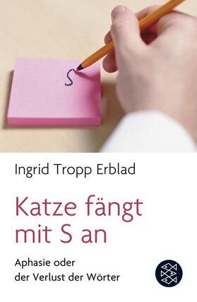 Tropp Erblad | Katze fängt mit S an | Buch | sack.de