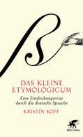 Kopf |  Das kleine Etymologicum | eBook | Sack Fachmedien
