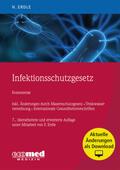 Erdle |  Infektionsschutzgesetz | Buch |  Sack Fachmedien
