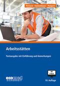 Arbeitsstätten, m. 1 Buch, m. 1 Online-Zugang