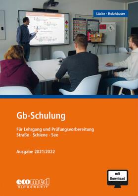 Lücke / Holzhäuser   Gb-Schulung   Buch   sack.de