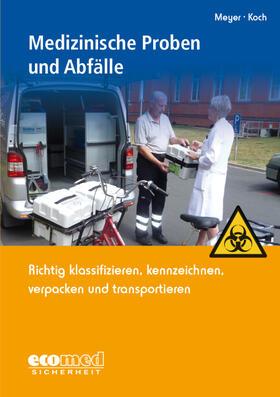 Meyer / Koch   Medizinische Proben und Abfälle   Buch   sack.de