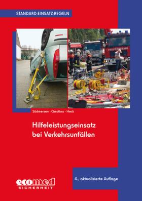 Südmersen / Cimolino / Heck   Hilfeleistungseinsatz bei Verkehrsunfällen   Buch   sack.de