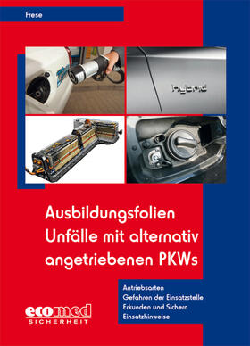 Frese   Ausbildungsfolien Unfälle mit alternativ angetriebenen PKWs   Sonstiges   sack.de