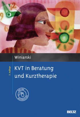 Winiarski | KVT in Beratung und Kurztherapie | Buch | sack.de
