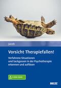 Jacob |  Vorsicht Therapiefallen! | Buch |  Sack Fachmedien