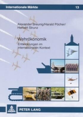 Breunig / Pöcher / Strunz | Wehrökonomik | Buch | sack.de