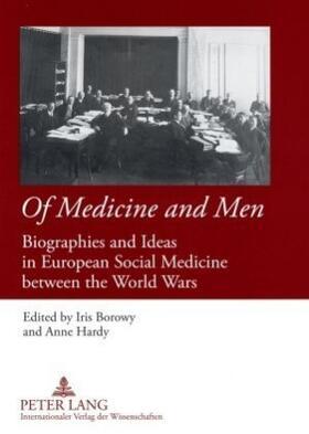 Borowy / Hardy | Of Medicine and Men | Buch | sack.de