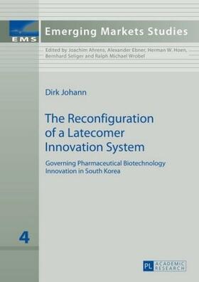 Johann | The Reconfiguration of a Latecomer Innovation System | Buch | sack.de